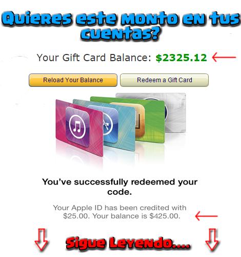 Balance en dolares BLOG español