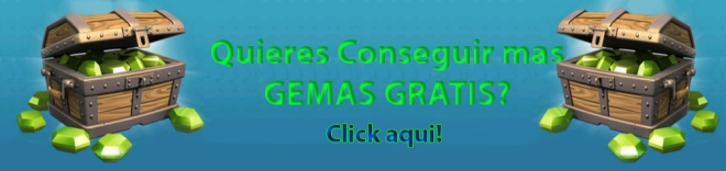 gemas gratis banner