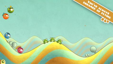 descargar Tiny Wings gratis