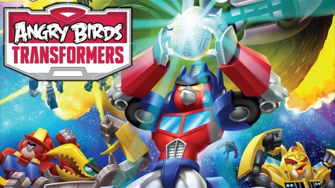 Descargar Angry Birds Transformers GRATIS
