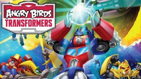 Descargar Angry Birds Transformers GRATIS