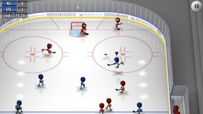 Descargar Stickman Ice Hockey GRATIS
