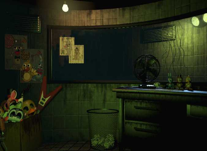 Download Five Nights at Freddy's 3 FREE for iPhone Android iPad 1